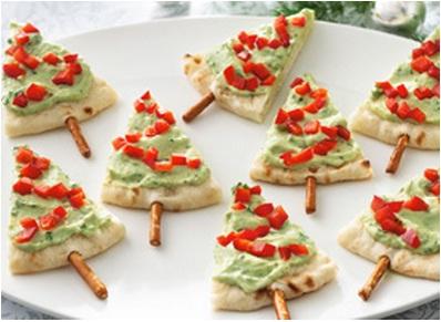 Uma pizza natalina para os mensaleiros.