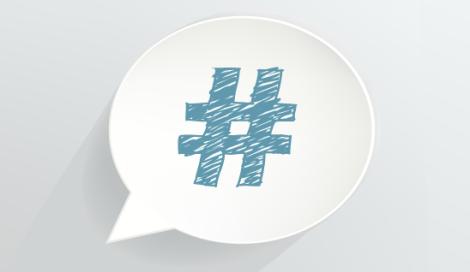 Nativos ligados pela Hashtag