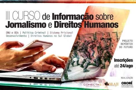 curso-gratuito-de-Jornalismo-e-Direitos-Humanos